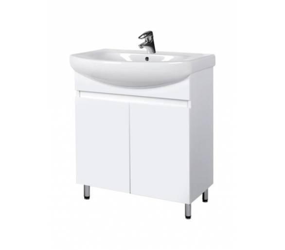 Тумба для ванной Мойдодыр Фокус 60