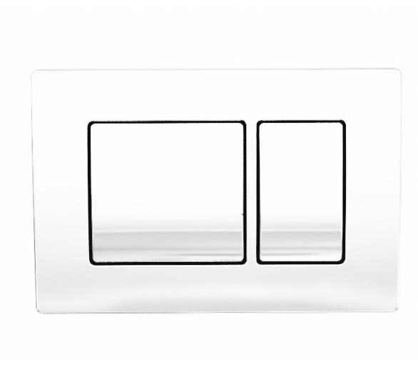Кнопка в инсталл. системы, белый CESANO