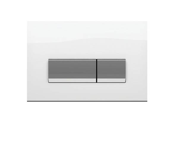 Кнопка в инсталл. системы, белый VIVENTE