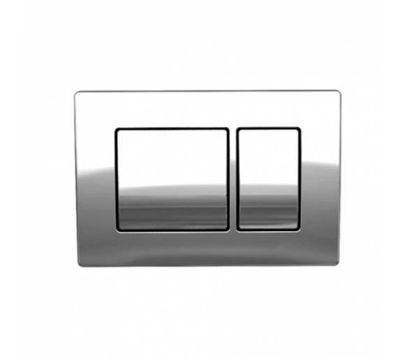 Кнопка в инсталл. системы, глянц.хром. CESANO