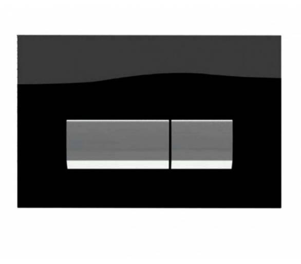 Кнопка в инсталл. системы, черный VIVENTE