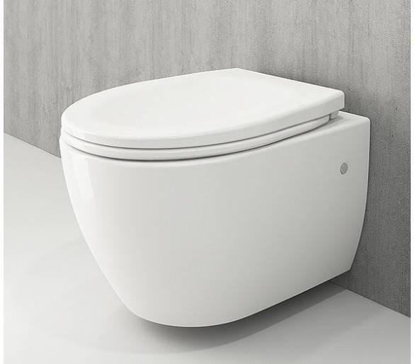 Унитаз подвесной XL + сид.дюроп