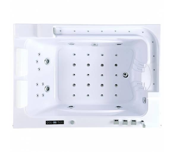 Гидромассажная ванна IRIS TLP-680 170х120х67 см.