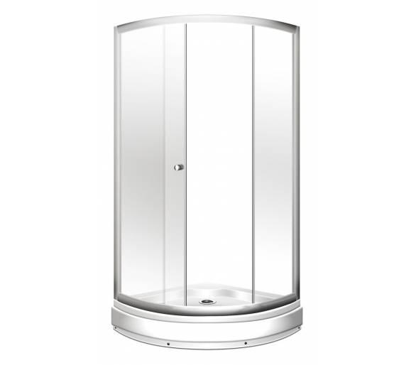 Душевая кабина MIRACLE XL01-1 92х92 см.