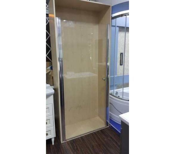 Душевая дверь Veronis D-5-80 Line прозрачная