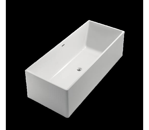 Акриловая ванна Devit Vintage 180х75 см.