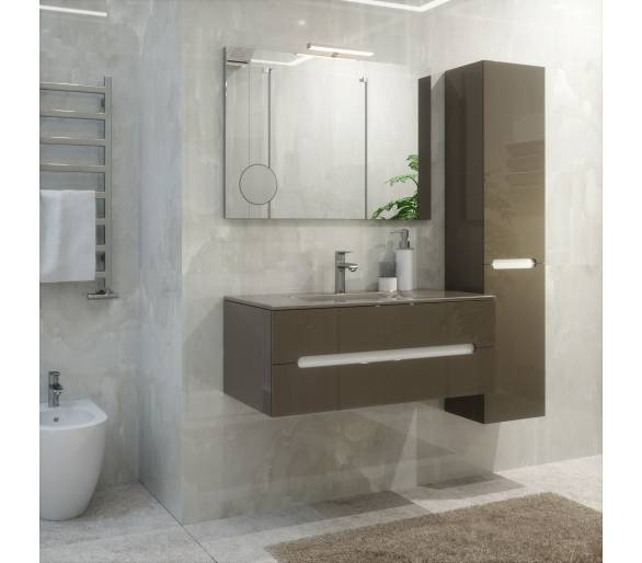 Мебель для ванной MARSAN MODESTE 80,100, 120 см.