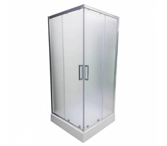 Душевая кабина VERONIS KNS-100 матовое стекло 100х100 см.