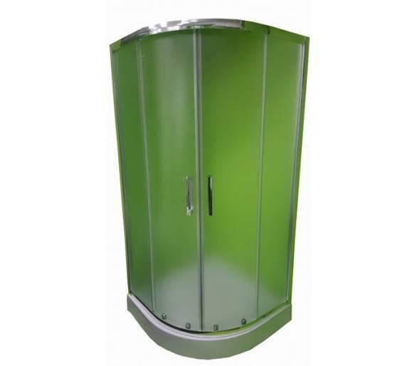 Душевая кабина Veronis KN-3-100 матовое стекло 100х100 см