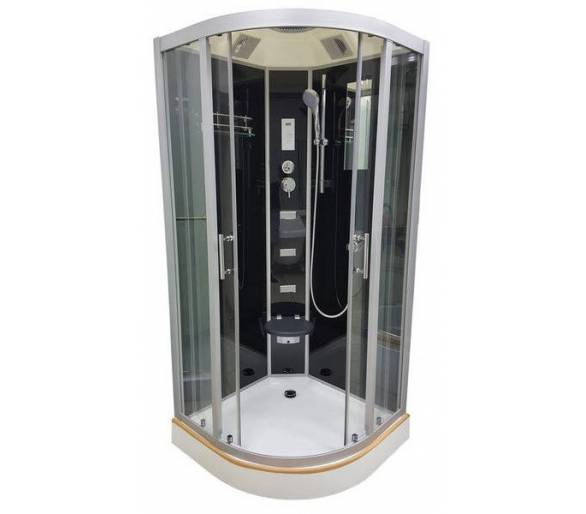 VERONIS BN-5-100 GR тонированные стекло 100х100х220