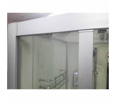 Гидромассажный бокс VERONIS BV-5-100 XL матовое стекло100х100х215