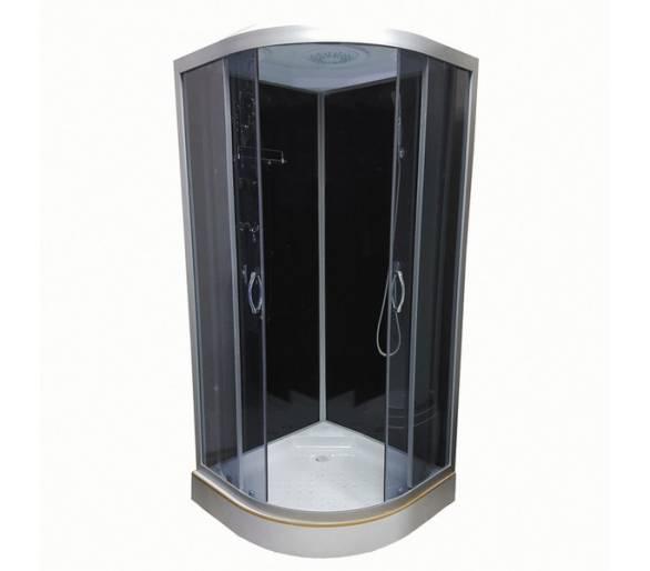 Душевой бокс 100х100 Atlantis AKL 100P-T ECO XL