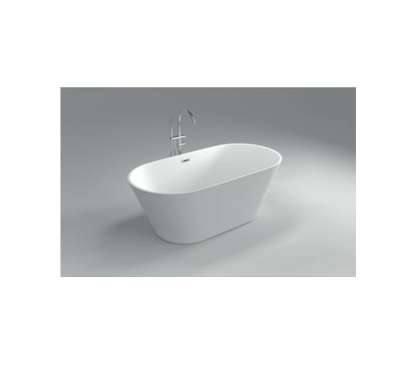 Отдельностоящая акриловая ванна DUSEL DA-103 Asti