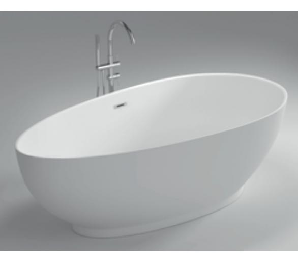 Отдельностоящая акриловая ванна DUSEL DU-106 Pisa 180*90