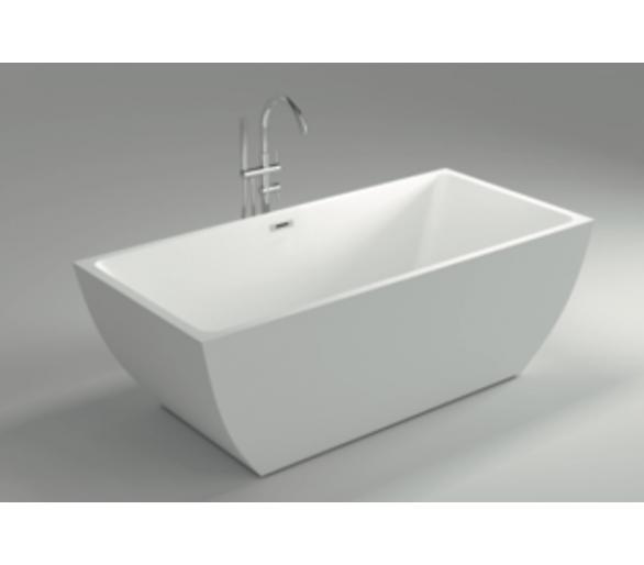 Отдельностоящая акриловая ванна DUSEL DU-108 Lucca 170*80