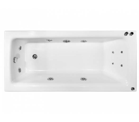 Гидро- аэромассажная ванна BESCO TALIA 120Х70 см
