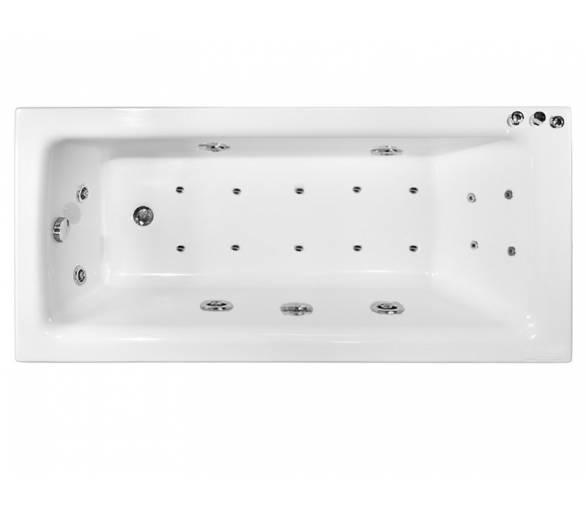 Гидро- аэромассажная ванна BESCO TALIA 170x75 см
