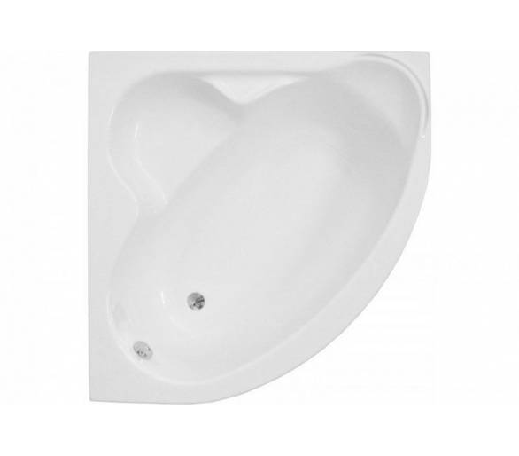 Акриловая ванна Polimat Standard 130x130 угловая