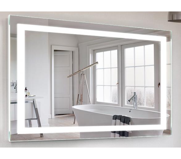 Зеркало для ванной Livo 100x80 см с подсветкой