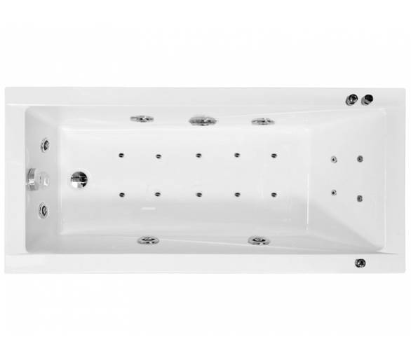Гидро- аэромассажная ванна BESCO MODERN 150x70 см.