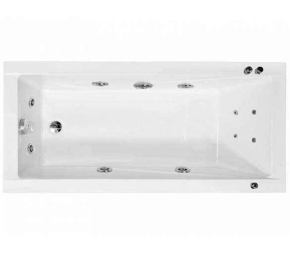 Гидромассажная ванна BESCO MODERN 170x70 см.