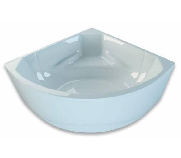 Акриловая ванна Turandot 175x175 с панелью и каркасом