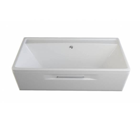 Акриловая ванна Riva pool Rossini 180x85 с панелью