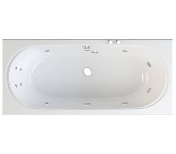 идромассажная ванна Riva Pool Figaro 180x80 см HydroPLUS