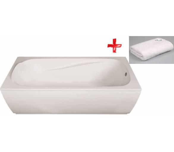 Ванна Volle FIESTA 170x70+ подарок