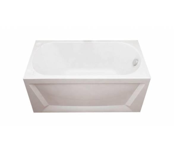 Акриловая ванна Тритон Лу-Лу 130 + панель + ножки