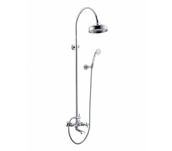 Смеситель для ванны Imprese Cuthna H-10208