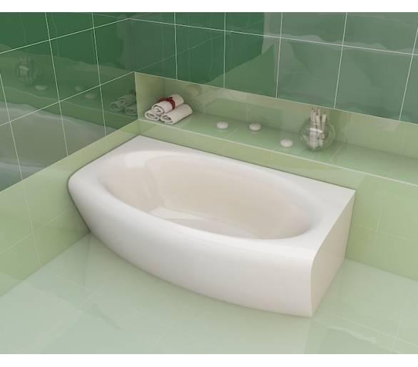 Акриловая ванна Artel Plast Эльмира 180*90