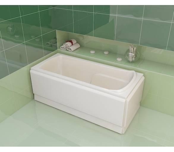 Акриловая ванна Artel Plast Калерия 160*70