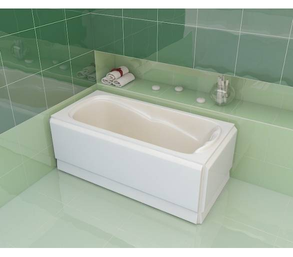 Акриловая ванна Artel Plast Искра 130*75