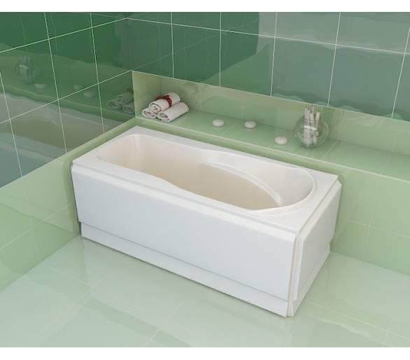 Акриловая ванна Artel Plast Устина 140*75