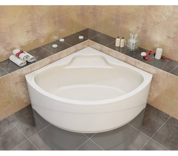 Акриловая ванна Artel Plast Чеслава 120*120