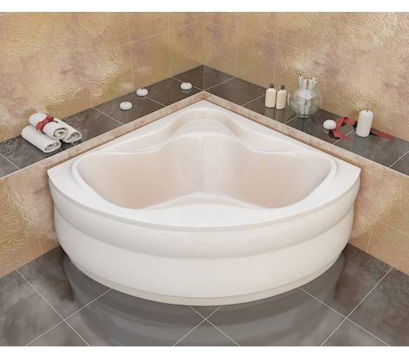 Акриловая ванна Artel Plast Злата 136*136