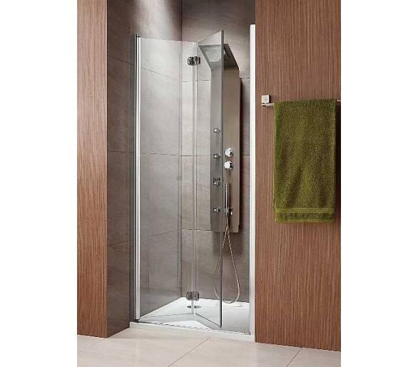 Складная душевая дверь Radaway Eos DWB типа bi-fold