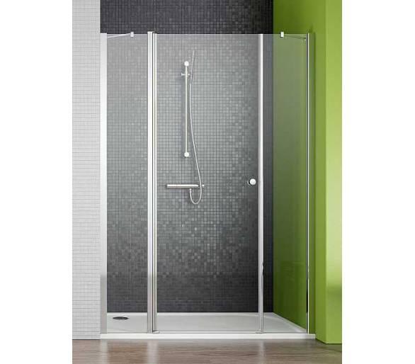 Душевая дверь Radaway Eos DWS II с неподвижной стенкой в линии