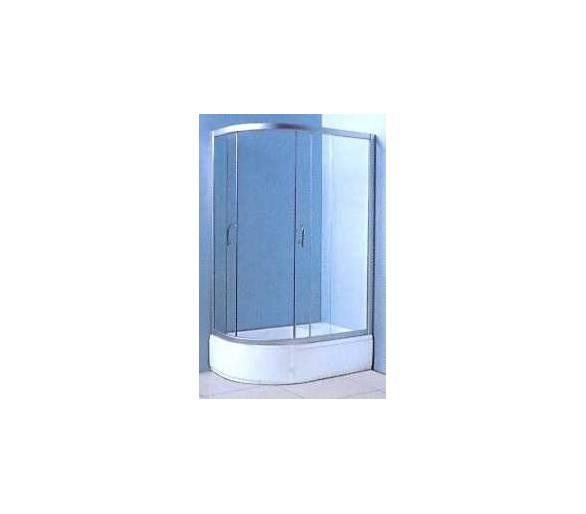 Душевая кабина VICTORIA-SATIN 120*80
