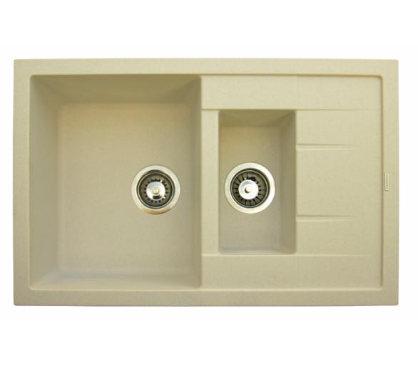 Кухонная мойка Granitika Double Mini