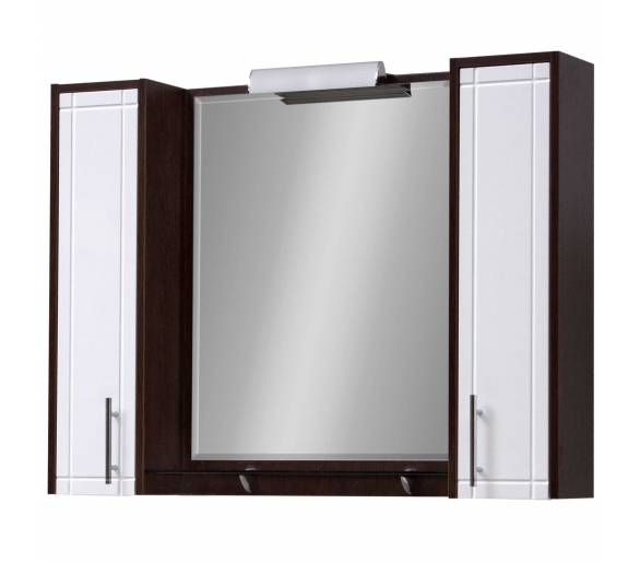 Зеркальный шкаф Z-11 90,100 см.