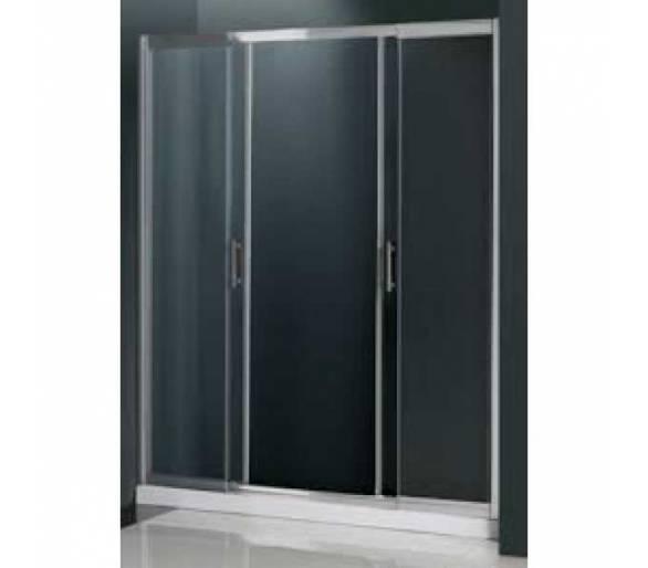 Душевая дверь ATLANTIS PF-17-1 140-160х190 см.