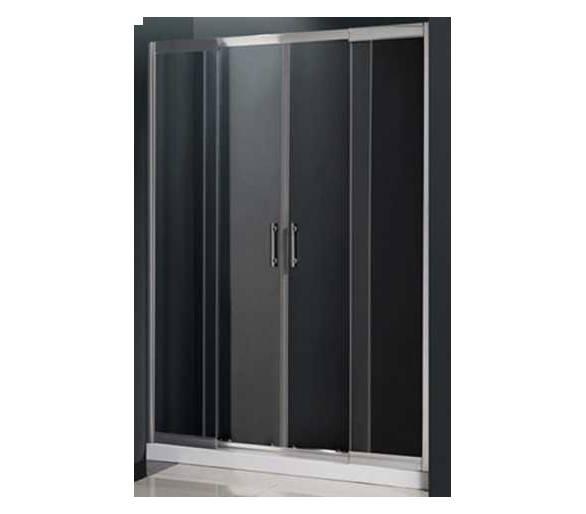 Душевая дверь ATLANTIS PF-17-2 160-180х190 см.