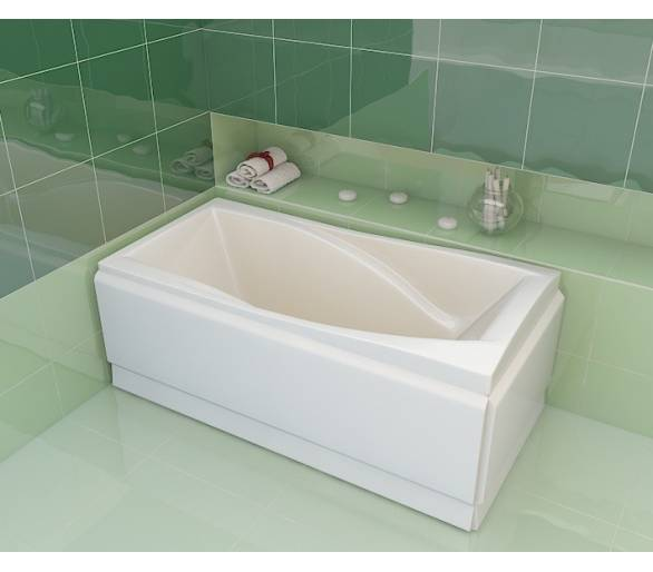 Акриловая ванна Artel Plast Желана 200*140