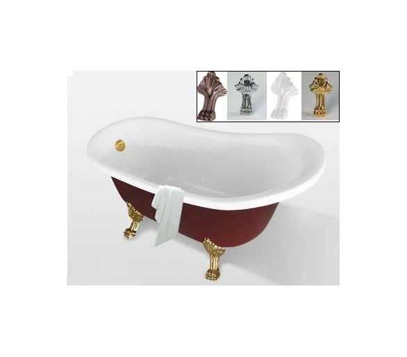 Отдельностоящая акриловая ванна ATLANTIS C-3015 RED