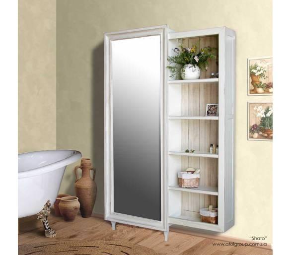 Шкаф для ванной комнаты Шато