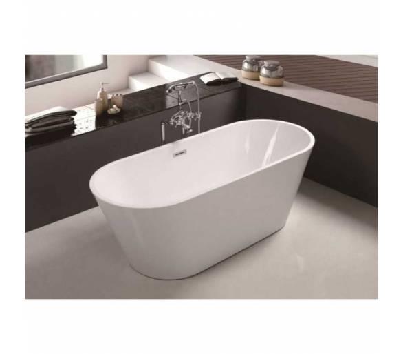 Отдельностоящая акриловая ванна ATLANTIS C-3004