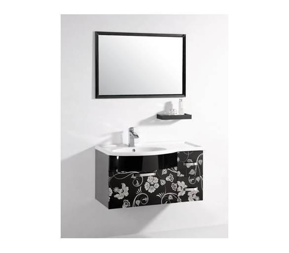 Комплект мебели для ванной комнаты CRW HT-1066