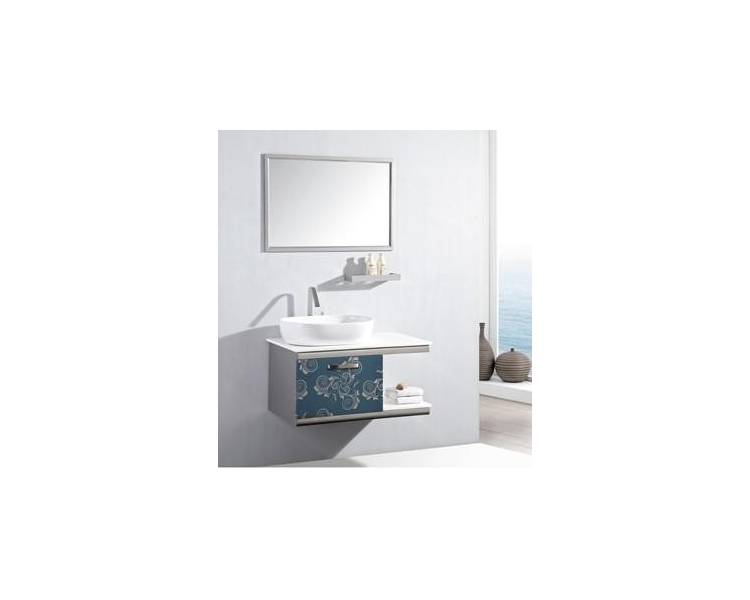 Комплект мебели в ванную комнату CRW HT-1015